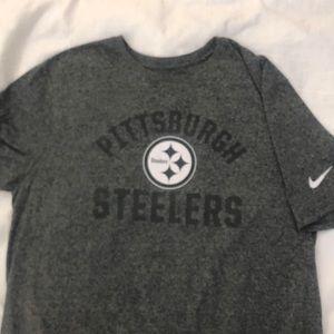 XL Nike Pittsburgh Steelers T-shirt